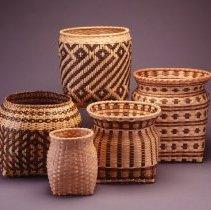 Image of Native American Baskets - Basket