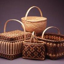 Image of Native American Baskets - Purse Basket