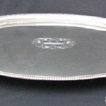 Image of British Georgian Silver - George III Tray