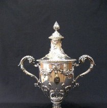 Image of British Georgian Silver - George III Two-Handled Trophy Cup