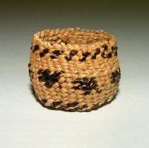 Image of Native American Baskets - Miniature Basket