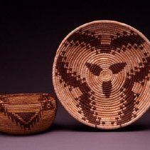 Image of Native American Baskets - Tray