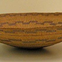 Image of Native American Baskets - Winnowing Basket