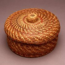 Image of Native American Baskets - Trinket Basket