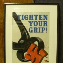 Image of Poster Collection - Tighten Your Grip