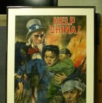 Image of Poster Collection - China is Helping Us