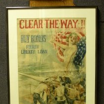 Image of Poster Collection - Clear the Way