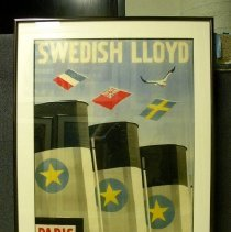 Image of Poster Collection - Swedish Lloyd