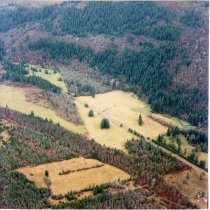 Image of AIR AND  AERIAL PHOTOS OF TRAINING AREAS - COLUMBIA VALLEY.