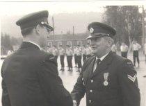 Image of Medal Presentation - 2002.042.015