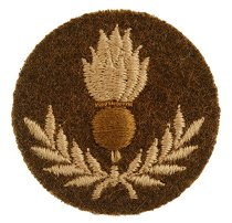 Image of Badge, Military - 2004.091.018