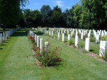 Image of Normandy Beach Cemetery, France - 2007.015.080
