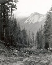 Image of Chilliwack Lake Road Project - 2007.023.015