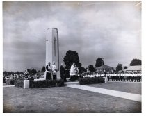 Image of Cenotaph - unveiling ceremony