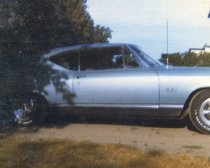 Image of  68 Chevelle  - 2006.038.059