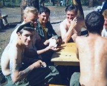 Image of Bridge camp. - 2006.038.077