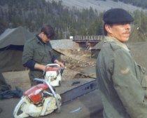 Image of Cpl Jim Whitum, Cpl Gary McNab - May 73