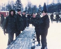 Image of Winter Warfare Training. - 2006.038.126
