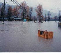 Image of Chilliwack Flood 1987 - 2011.001.045