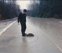 Image of Chilliwack Flood 1987 - 2011.001.051