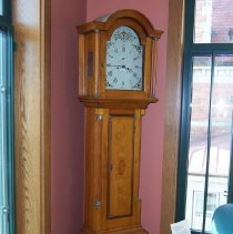 Image of L2011.0033.0001 - Clock, Tall Case