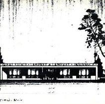Image of H1987.0014.V.0019 - Drawing