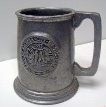 Image of H2010.0216.0001 - Mug, Fraternal