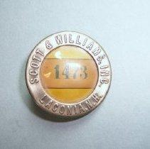 Image of H2010.0135.0003 - Badge