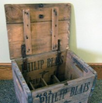 Image of H2011.0067.0001 - Crate, Shipping