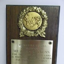 Image of H2011.0145.0001 - Plaque