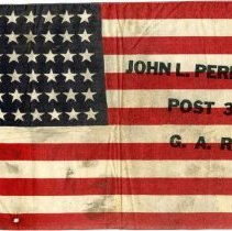Image of L2011.0056.0006 - Flag