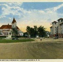 Image of L1990.0116.K.0101 - Postcard