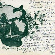 Image of L2012.0008.0001 - Postcard