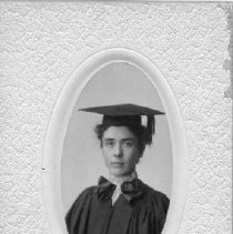 Image of Susie Kinyon, University of Nebraska, 1905