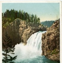 Image of Upper Falls of the Yellowstone