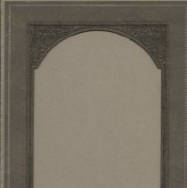 Two cardboard picture frames/covers