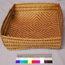 Image of Ti-117 - Basketry Tray