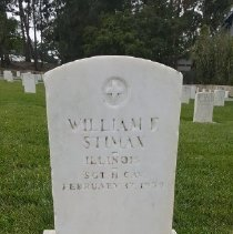 Image of Stimax, William F., Sgt., 11th Cavalry G174