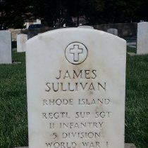Image of Sullivan, James, Sgt., 11th Cavalry E157