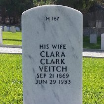 Image of Veitch, Clara Clark H167