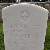Image of Welch, Jackie Lee M197