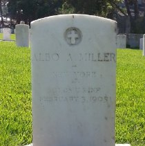 Image of Miller, Albo A., Sgt., 15th Infantry H5