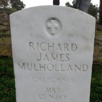 Image of Mulholland, Richard James., Mr3, U.s. Navy N209