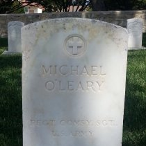 Image of O'leary, Michael, Regt. Comsy. Sgt., U.s. Army F90