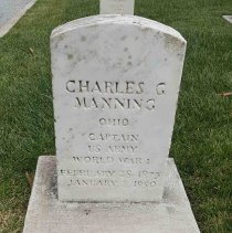 Image of Manning, Charles G., Captain, U.s. Army, Medical Corps D359