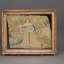 Image of Picture, Needlework -