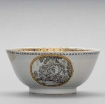 Image of Bowl, Waste -