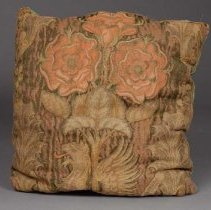 Image of Pillow, Throw - Rose Standish Nichols