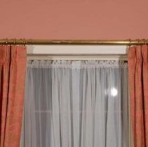 Image of Rod, Curtain -