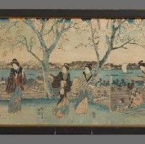 Image of Print - Hiroshige Ando (1797-1858)